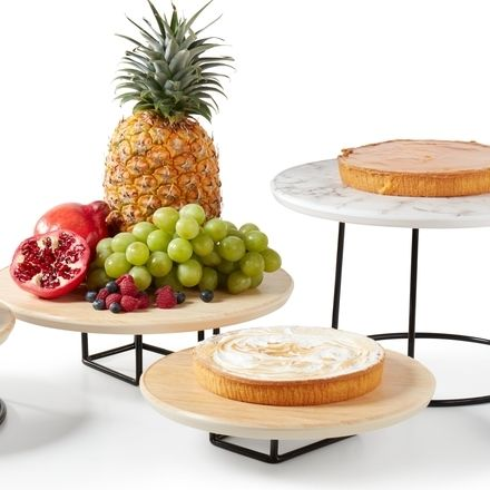 Buffet Risers Collection