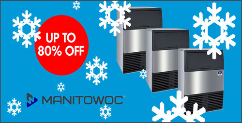 Ice Machine Clearance, up to 80% off!