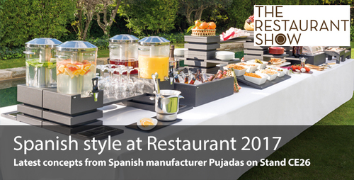 Cookware and Cubic: Spanish style at Restaurant 2017