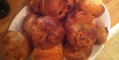 Duke of Yorkshire Puddings