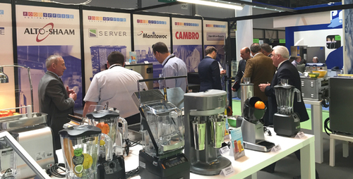 Commercial Kitchen - The Catering Equipment Show