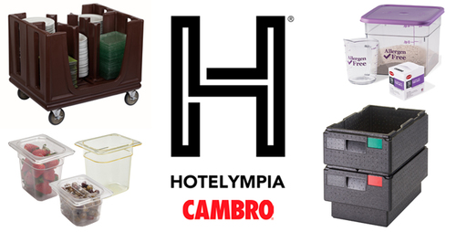 CAMBRO AT HOTELYMPIA 2016