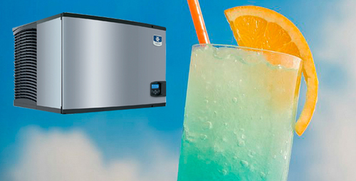 Choose an Intelligent Ice Maker this Summer