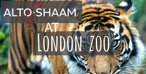 Alto-Shaam's Heated Holding Cabinet is a hit at London Zoo!