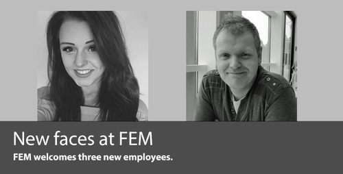 Excited to be Joining FEM
