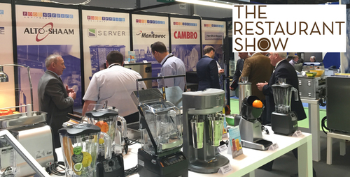 FEM at The Restaurant Show 2016