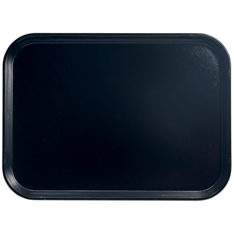 Black Fibreglass Camtray