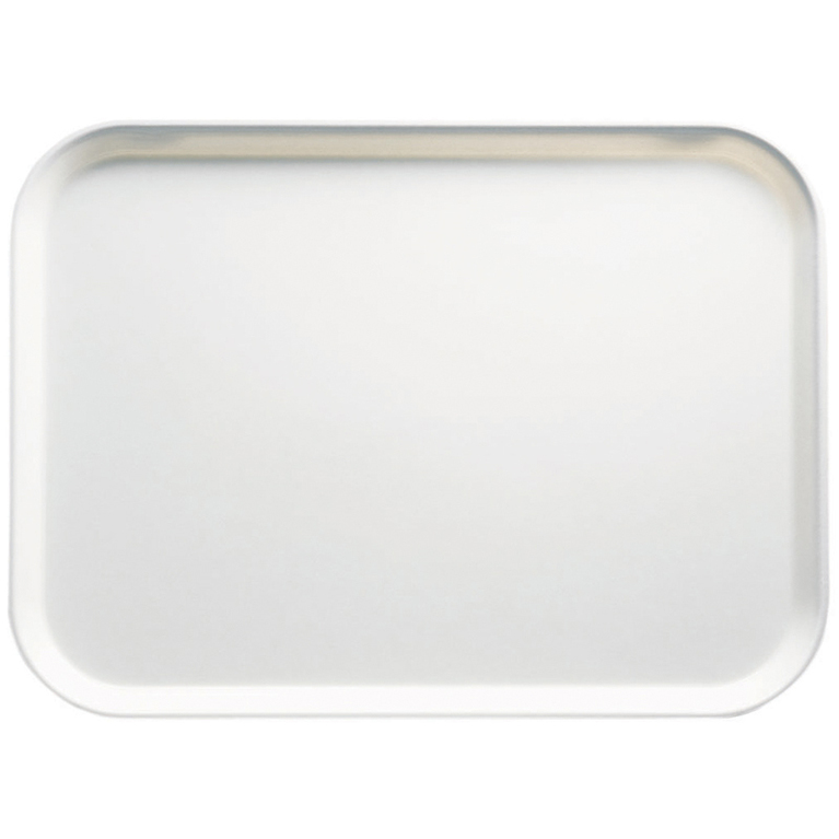 White Fibreglass Camtray
