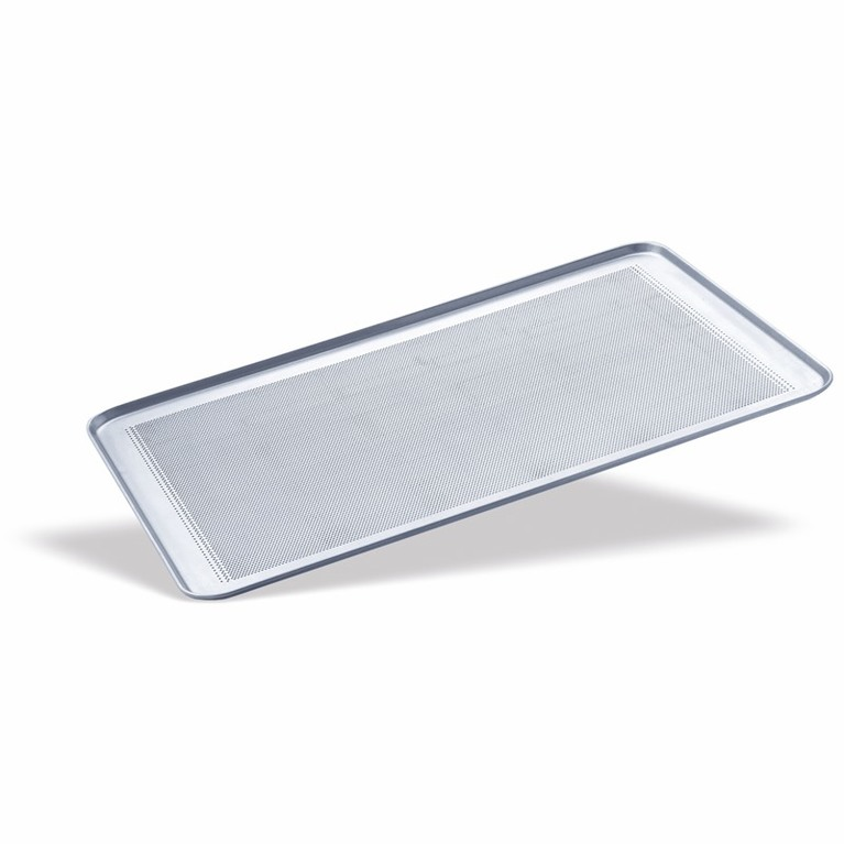 Aluminium Perforated Tray for Confectionery