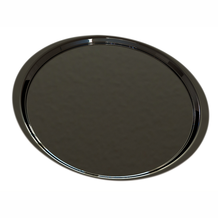 Black Epic TreadTM Non-Skid Fibreglass Tray