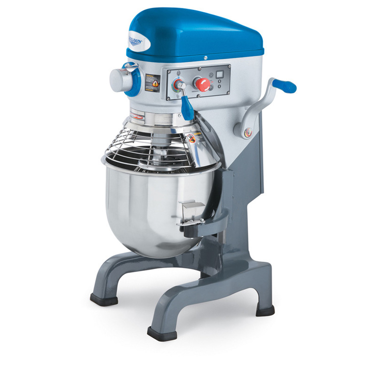 20 Qt Bench-mounted Mixer