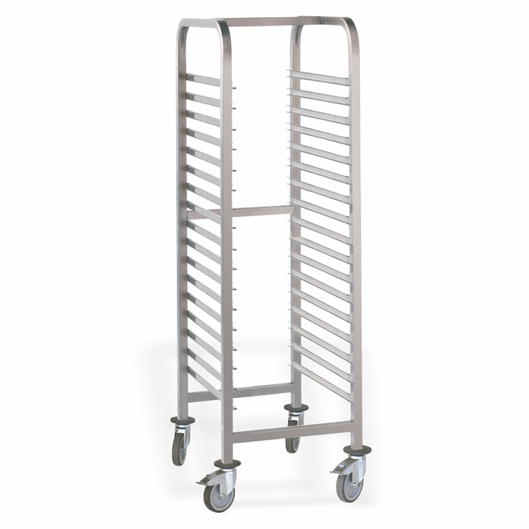 Gastronorm Self Assembly Trolley
