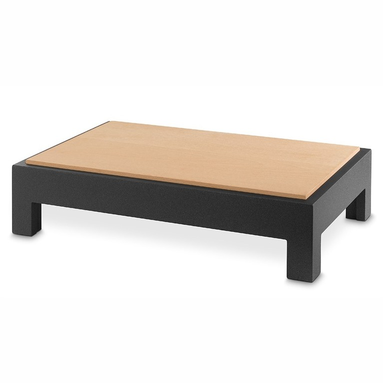 1/1 GN Wooden Table and Cutting Board