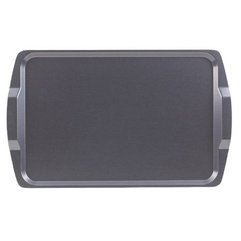 Brushed Steel Room Service Tray