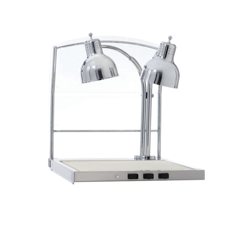Double Lamp Carving Station