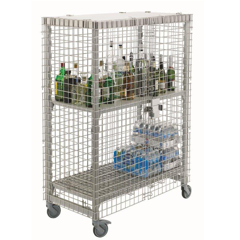 Full-wrap Security Cage