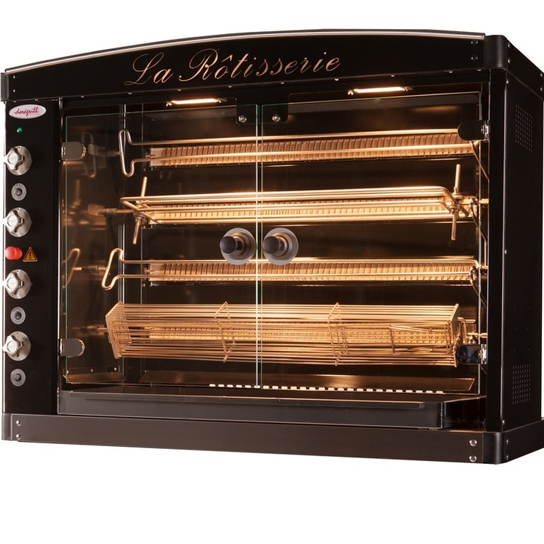 MAG Electric 4 Spit Rotisserie