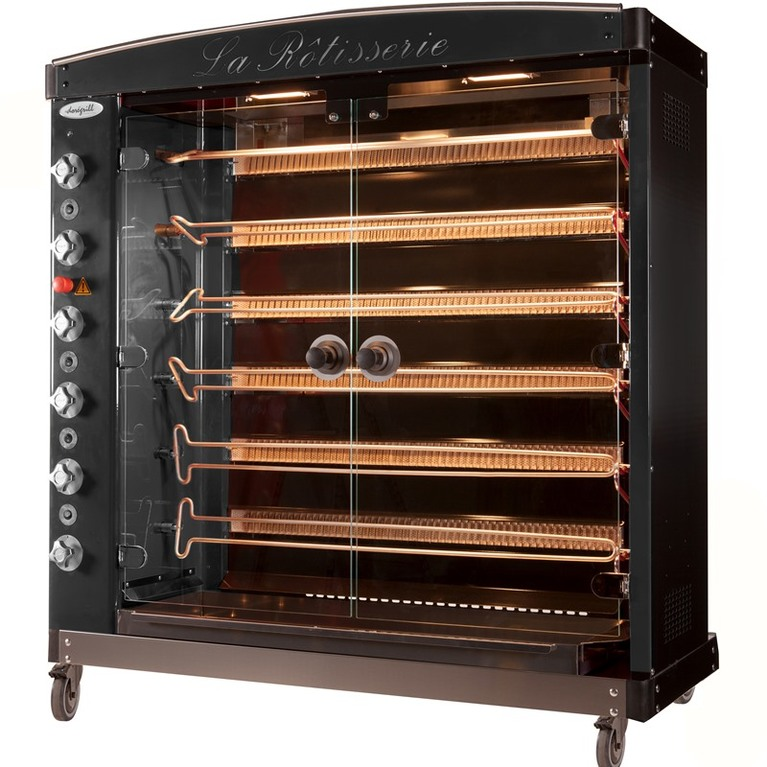 MAG Electric 6 Spit Rotisserie