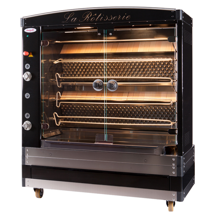 MAGFLAM 5 Gas Spit Rotisserie Narrow