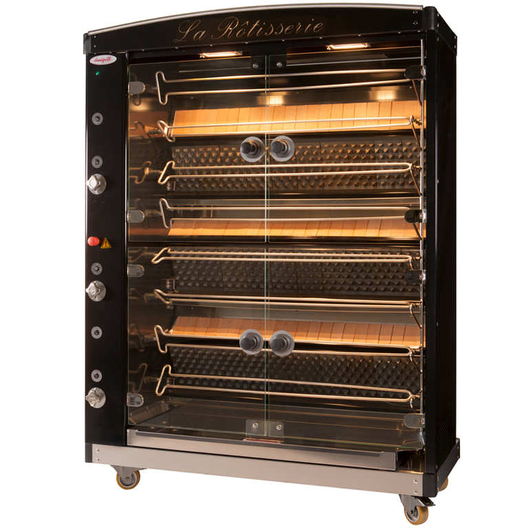 MAGFLAM 8 Gas Spit Rotisserie