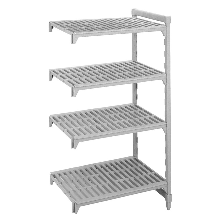1235 x 400mm Camshelving Premium Add-On Unit
