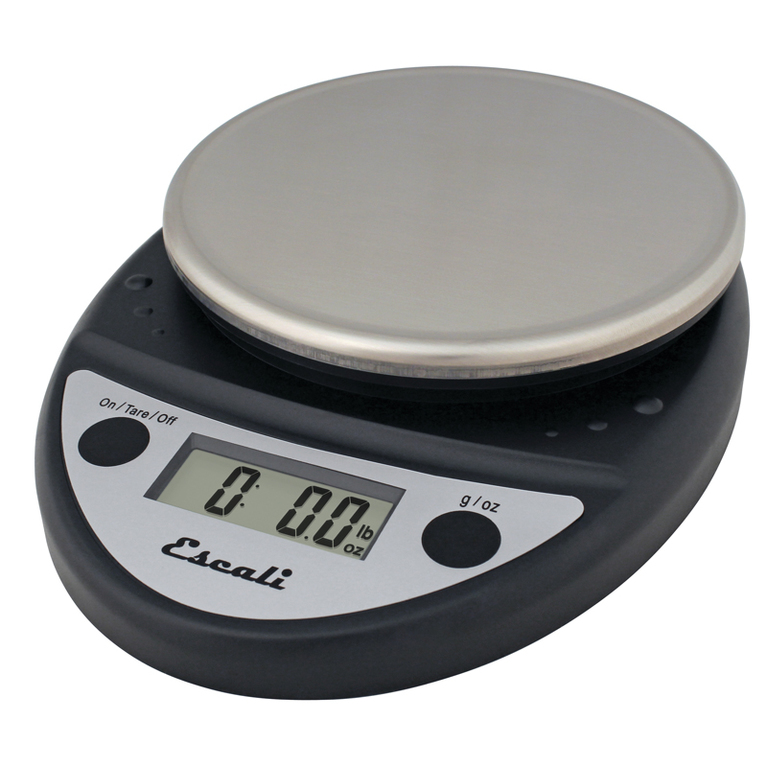 Round Professional Digital Scale