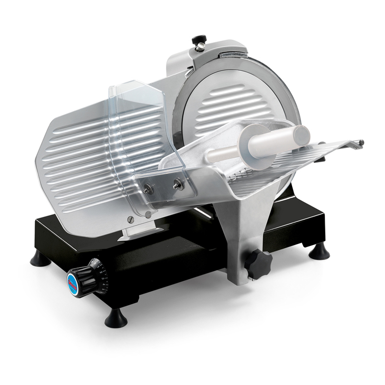 Black Smart 250 Entry Level Slicer