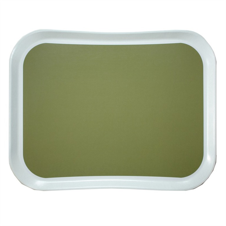 Green Fun Tray