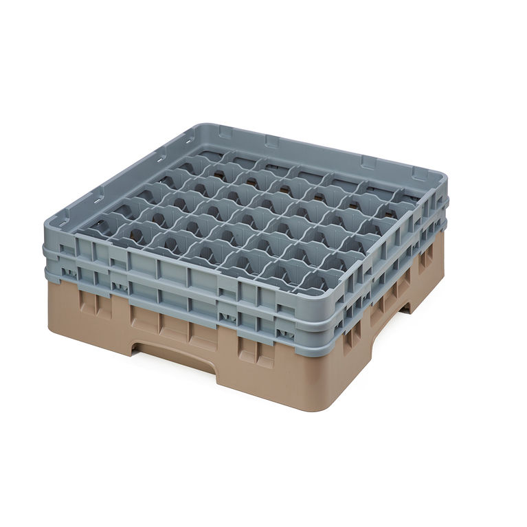 Beige 49 Compartment Camrack