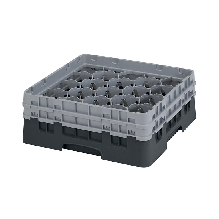 Black 20 Compartment Camrack