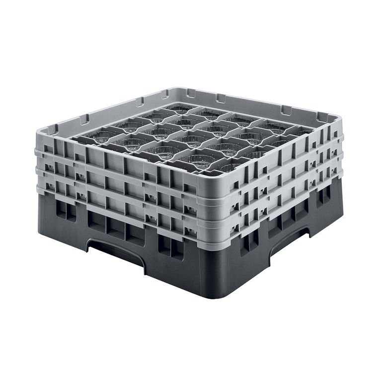 Black 36 Compartment Camrack
