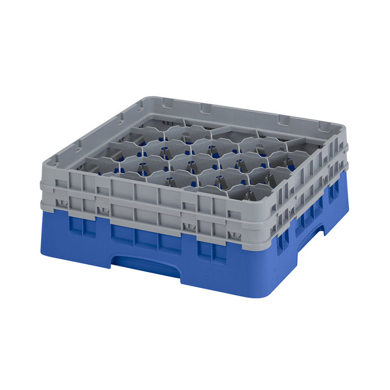 Blue 20 Compartment Camrack