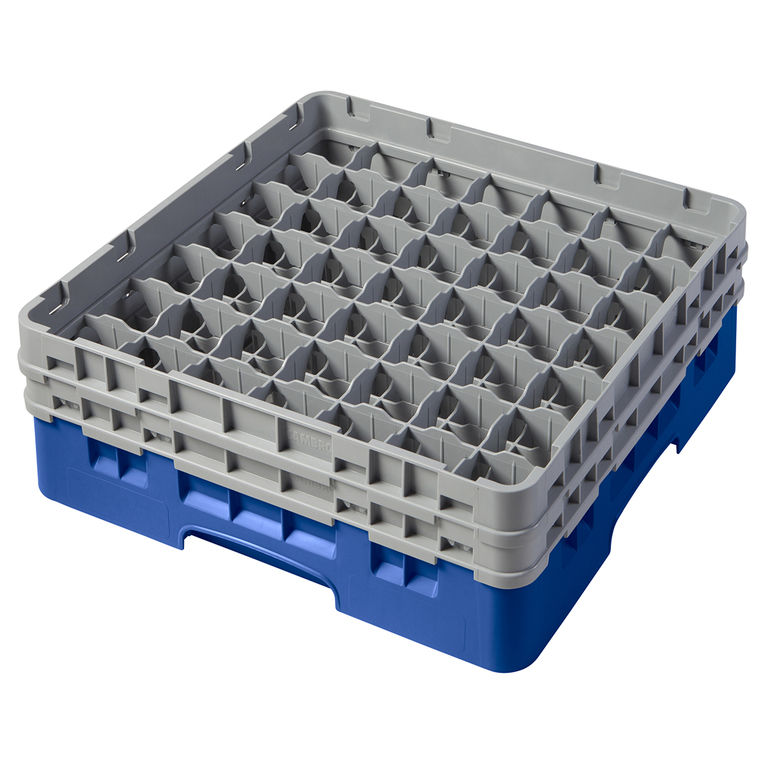 Blue 49 Compartment Camrack
