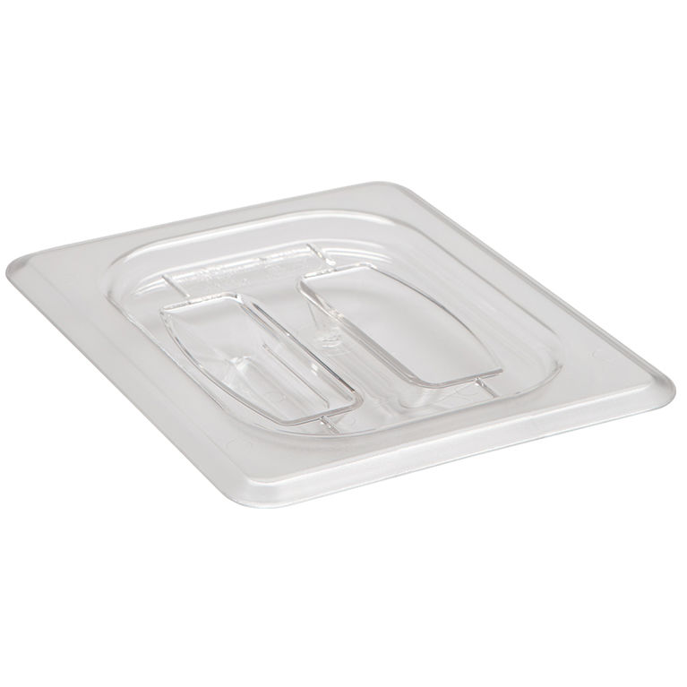 Clear 1/8 GN Cover w/Handle