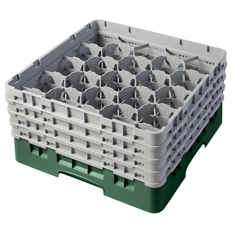 Green 20 Compartment Camrack