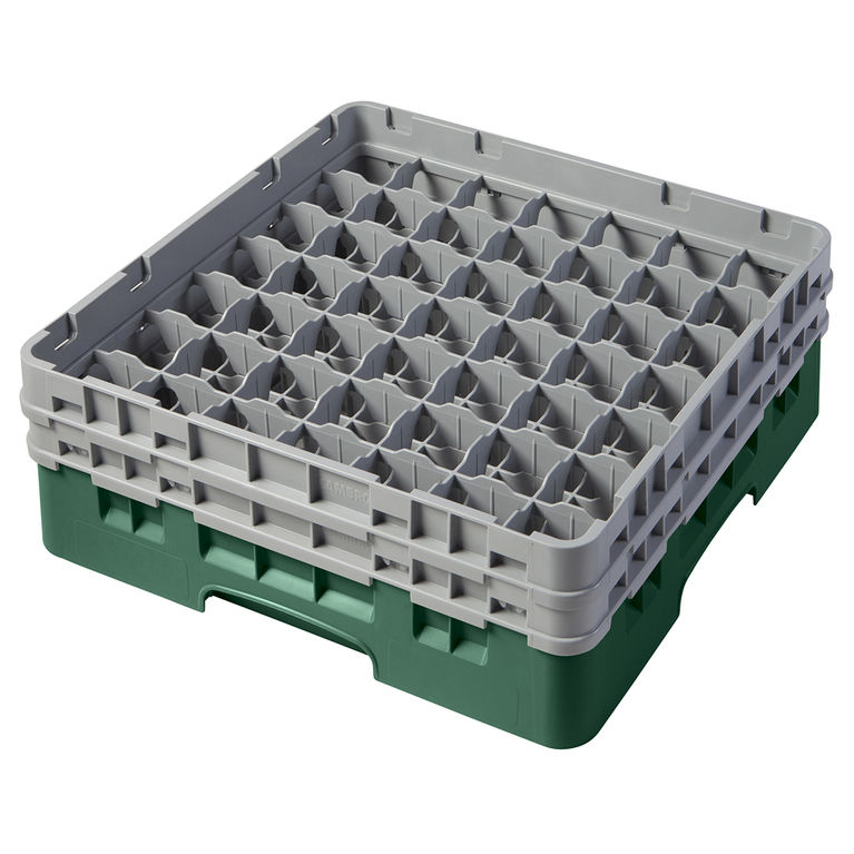 Green 49 Compartment Camrack