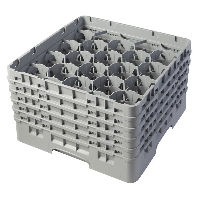Grey 20 Compartment Camrack
