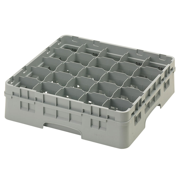 Grey 25 Compartment Camrack