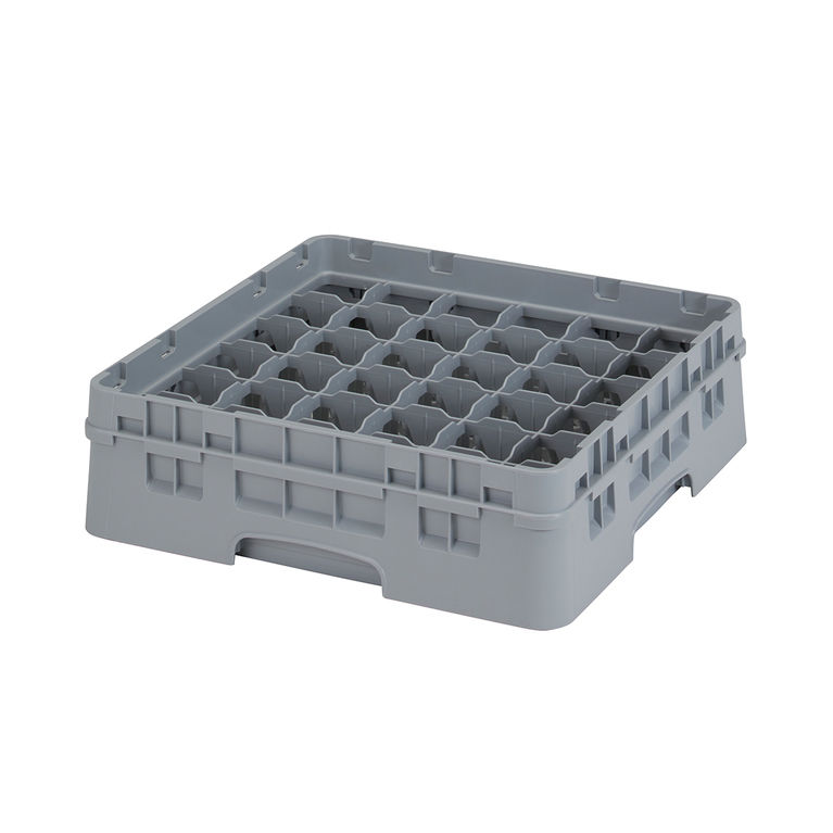 Grey 36 Compartment Camrack