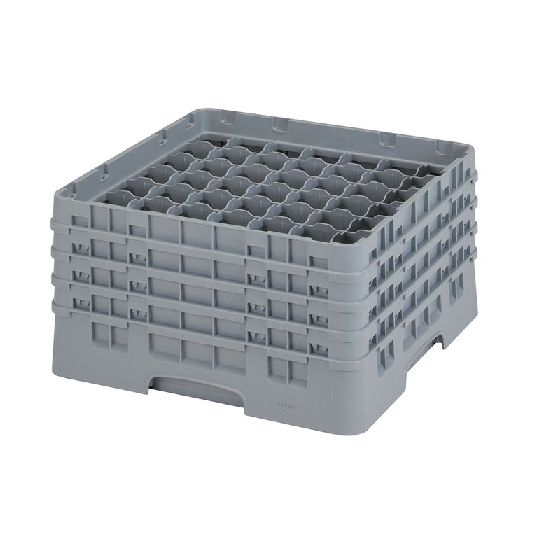 Grey 49 Compartment Camrack