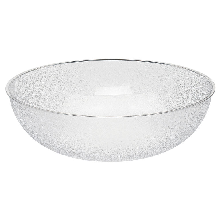 Polycarbonate Pebbled Bowl
