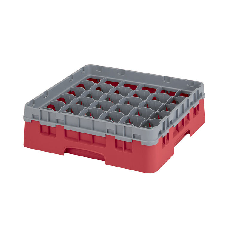 Red 36 Compartment Camrack