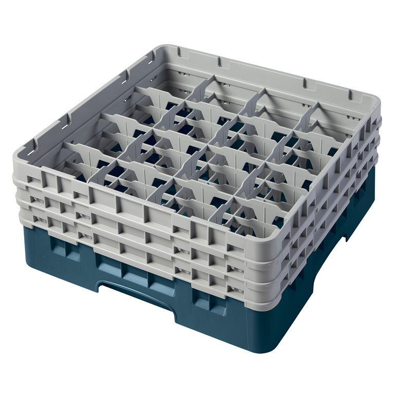 Teal 16 Compartment Camrack