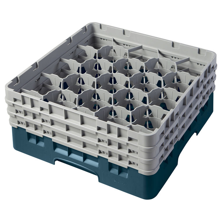 Teal 20 Compartment Camrack