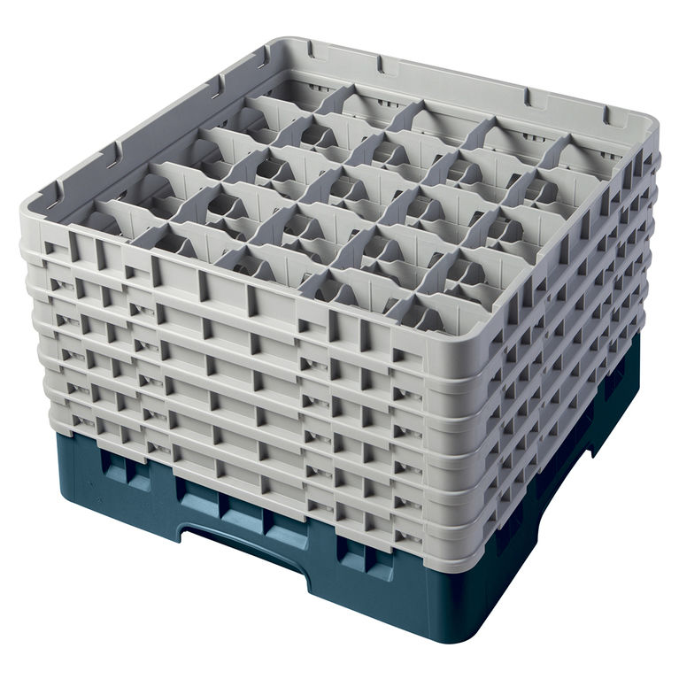 Teal 25 Compartment Camrack