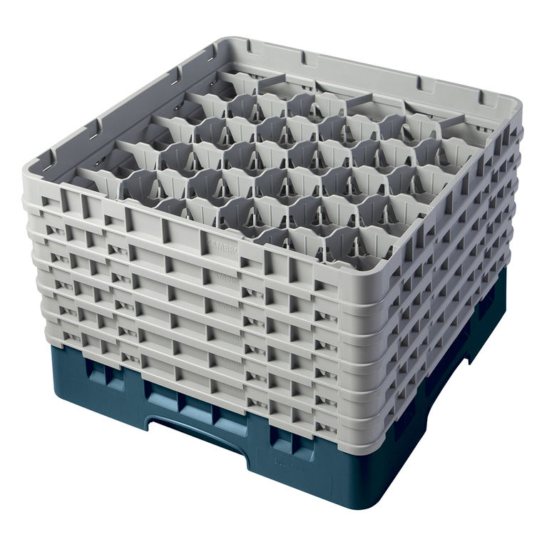 Teal 30 Compartment Camrack