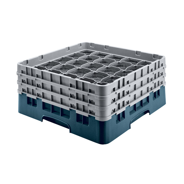 Teal 36 Compartment Camrack