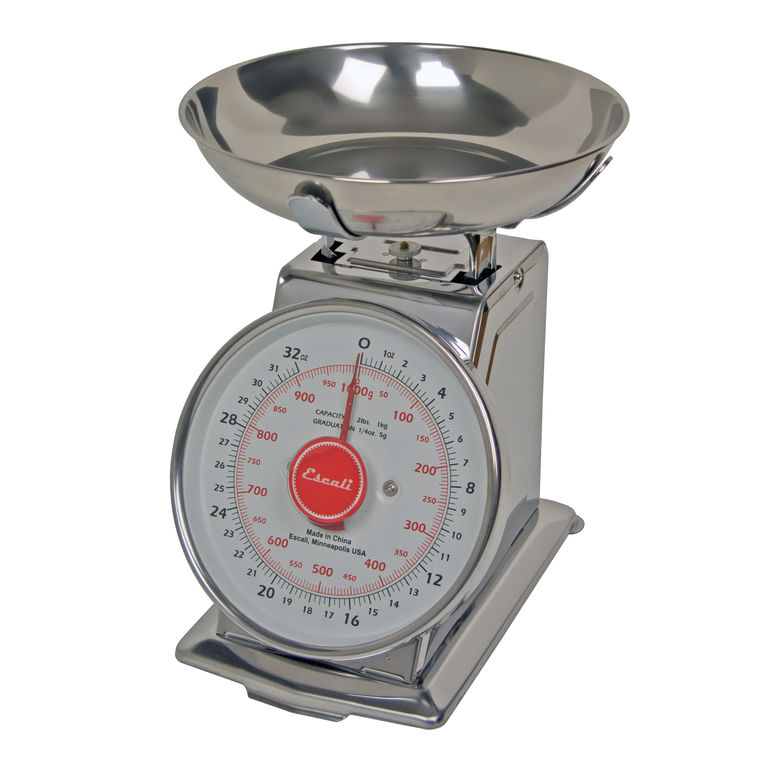 Mechanical Scale With 1kg Bowl