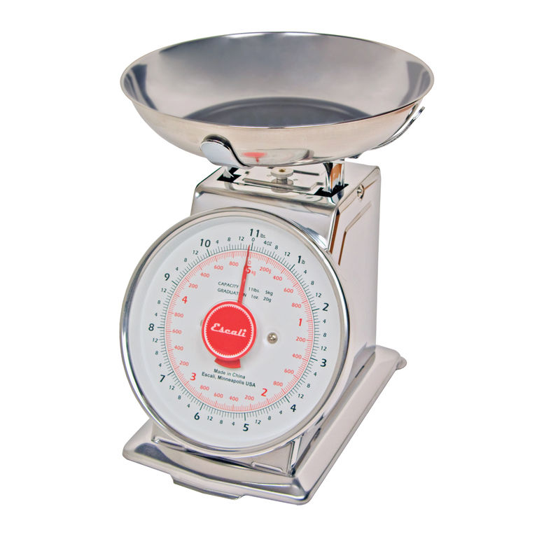 Mechanical Scale With 5kg Bowl