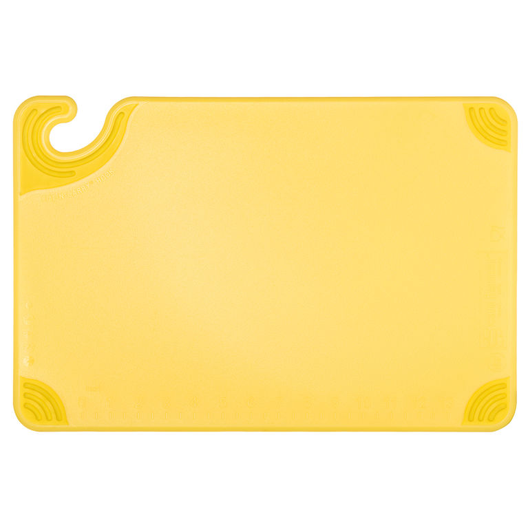 Saf-T-Grip® Chopping Board Yellow